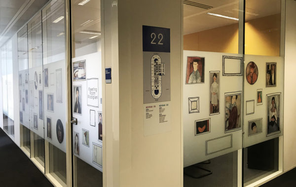 HSBC – Salle Modigliani