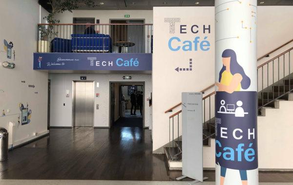 TECH CAFE – Air France