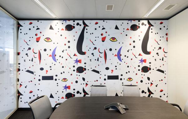 HSBC – Salles Miro et Larsson